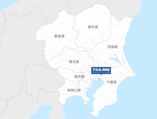 担当地域MAP